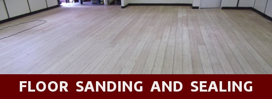 floor sanding and varnishing