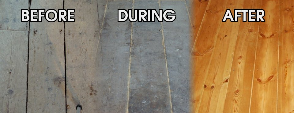 Floor Gap Filling