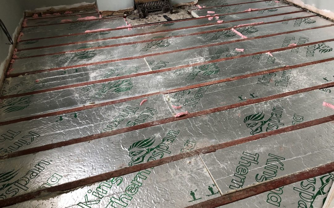 Suspended Floor Insulation